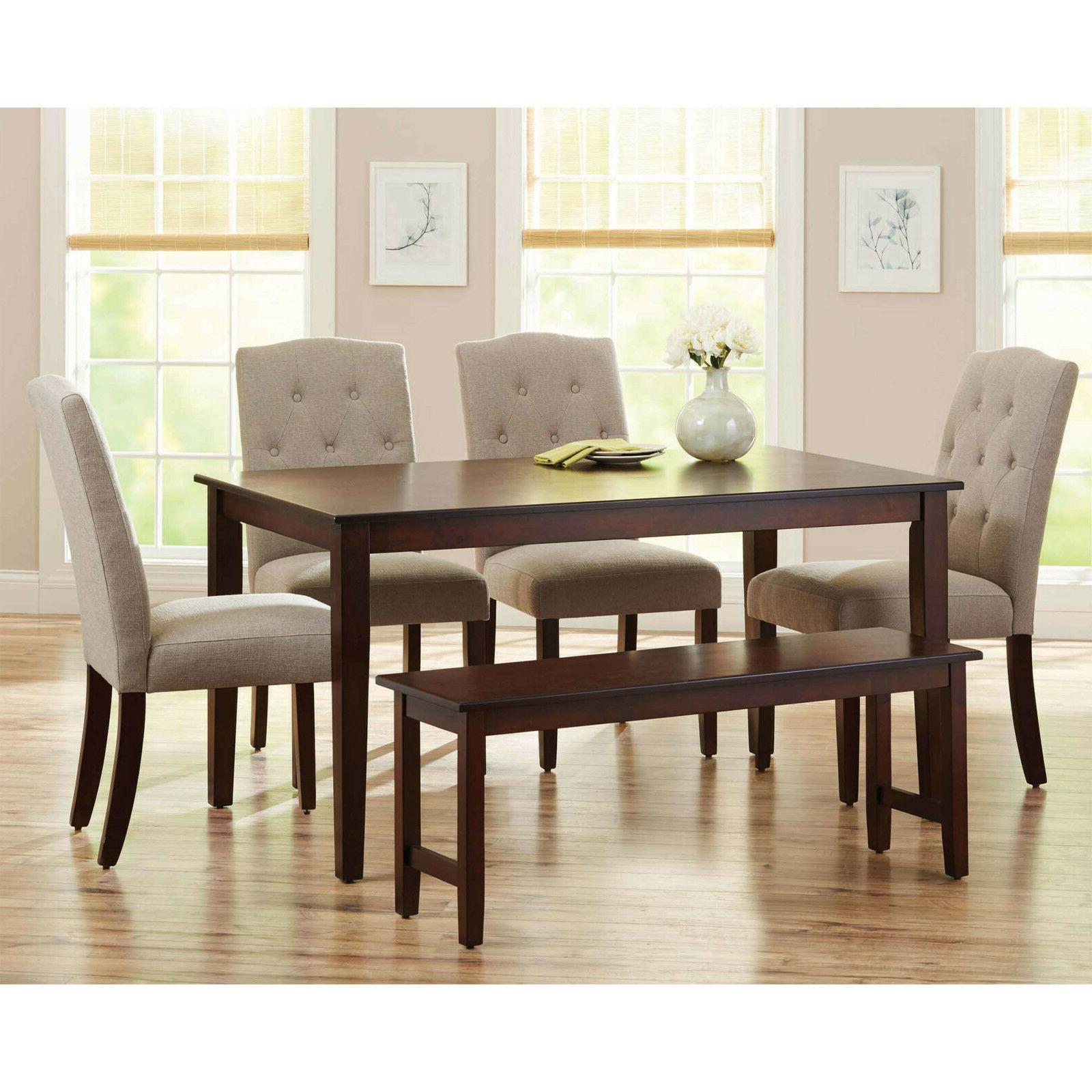 Better Homes and Bankston Dining Table Espresso Color