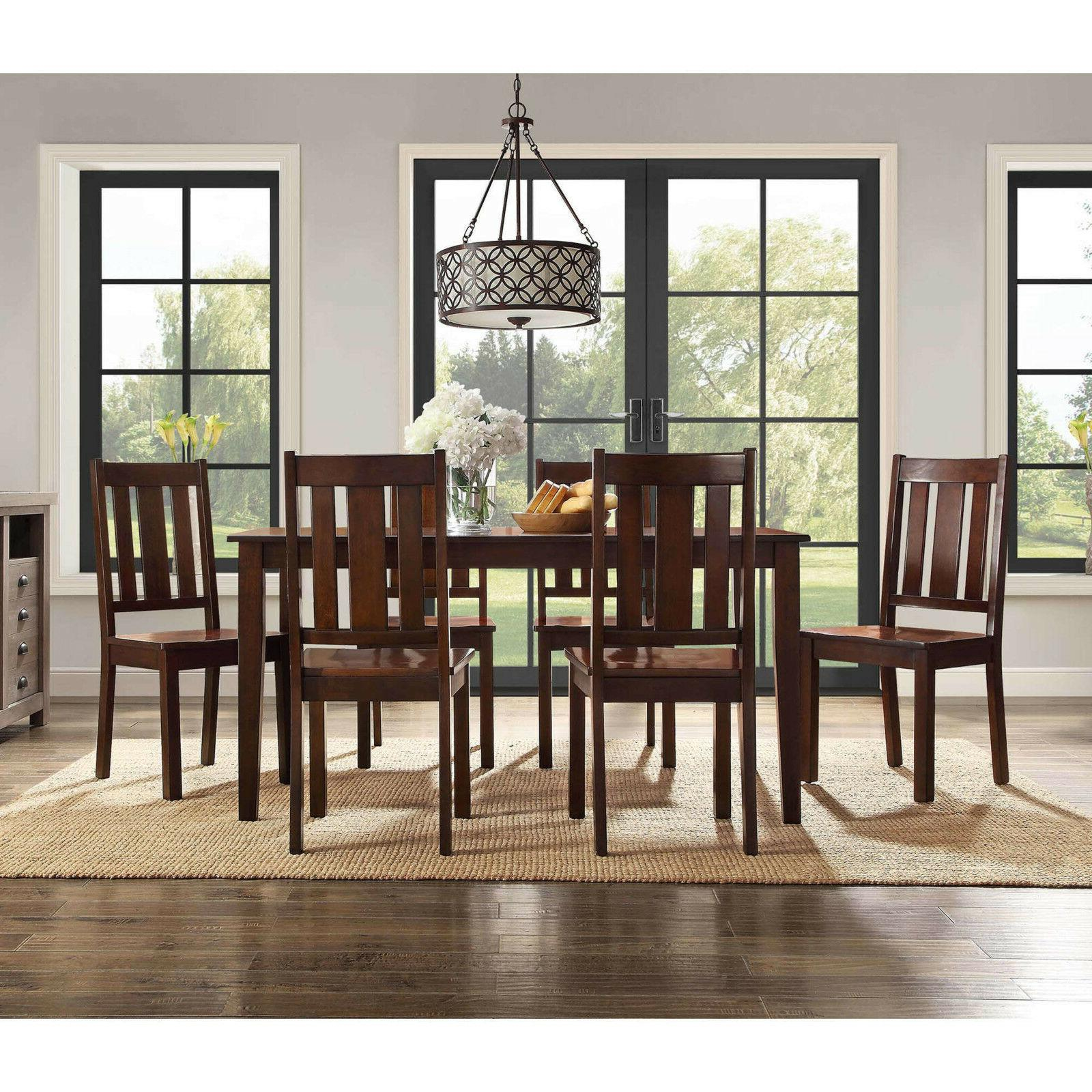 Better Homes and Bankston Table Espresso Color