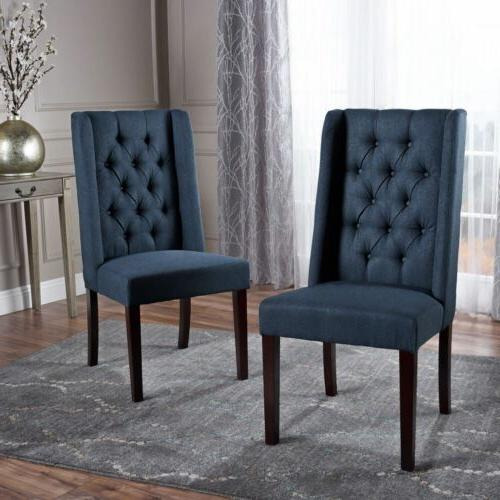 Billings Tufted High Back Dining