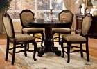 Acme Furniture Chateau De Ville 5 Piece Counter Height Dinin