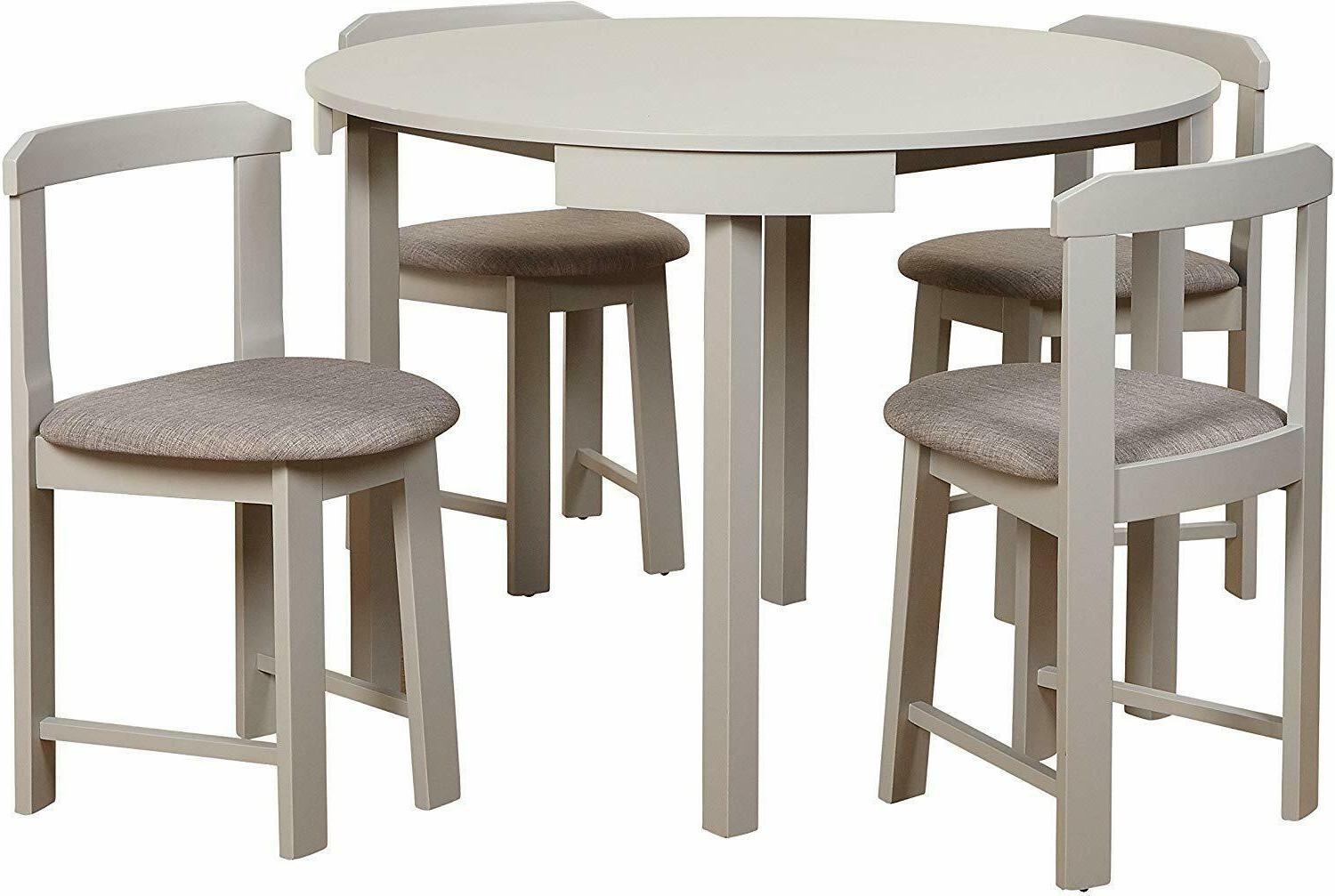 Compact Dining Piece Breakfast Small Space Saving