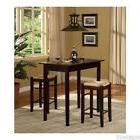 COUNTER HEIGHT DINING SET Furniture SMALL KITCHEN TABLE Brea