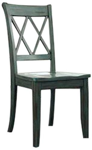 Ashley Room Side Chair - Antique 2