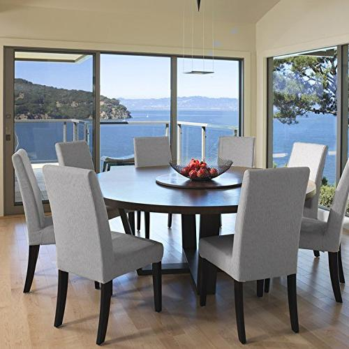 Dining Chair Elegant Modern Fabric Chairs of