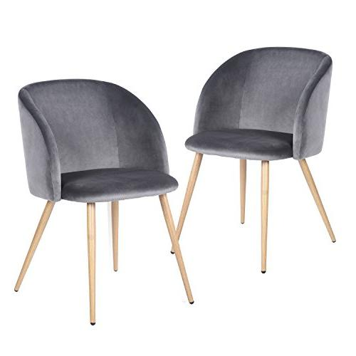 dining chairs soft velvet cushion