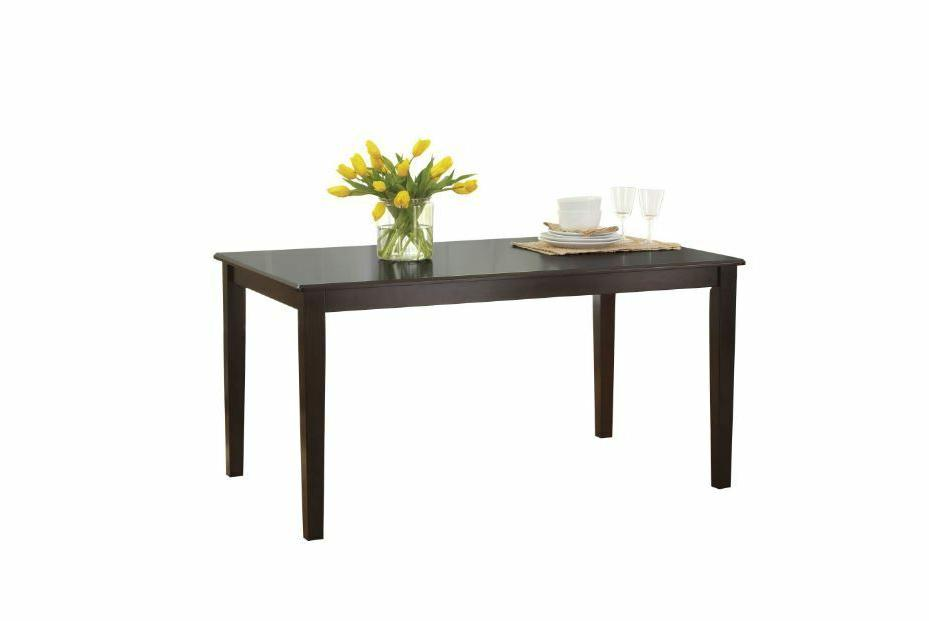 Dining Piece Bench Kitchen Chairs Wooden Wood