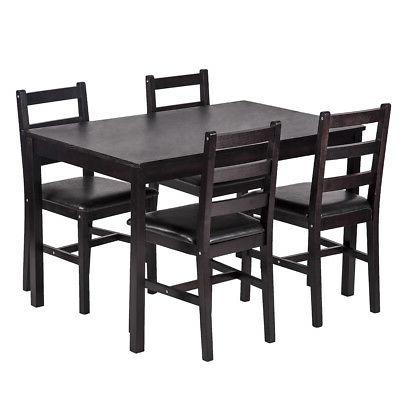 dining table set kitchen dinette