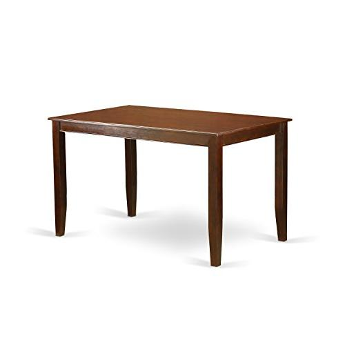 dudley rectangular counter dining table