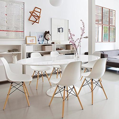Furmax Style Dining Century Chair, Shell Chair Kitchen, Dining, Bedroom, Room Side Chairs