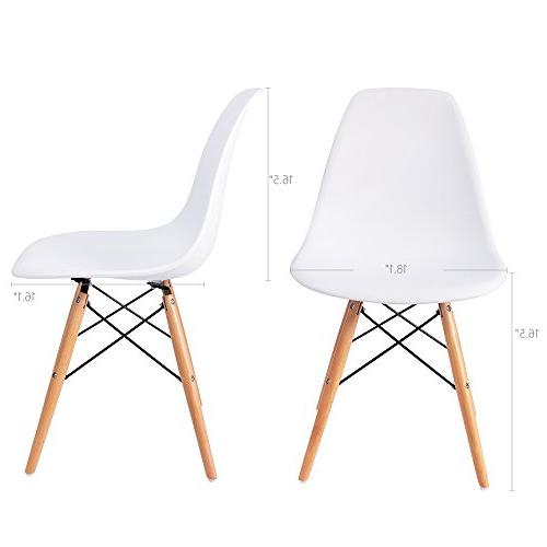 Furmax Style Century Modern DSW Chair, Chair Kitchen, Bedroom, Room Chairs