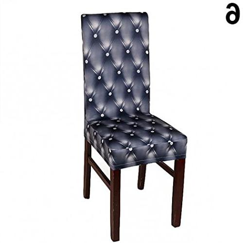 elasticity chair cover dining room
