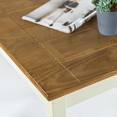 Zinus Becky Wood Table