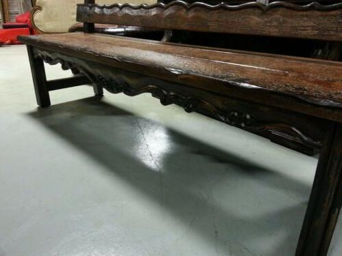 Hand Country Farmhouse Bench Dining