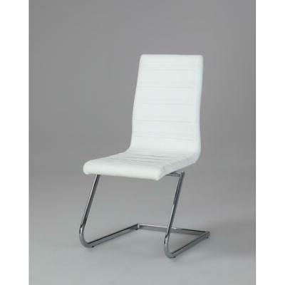 high back brewer style side chair set