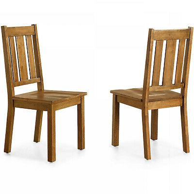 honey bankston dining chair set of 2