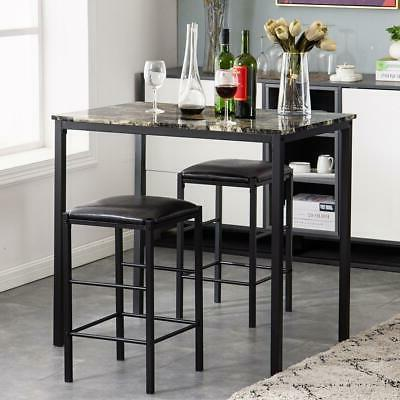 Hot 3 Dining Table Height Table Kitchen Bar