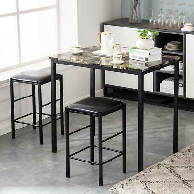 Hot Piece Table Table 2 Bar Stools