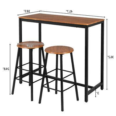 Hot 3 Table Dining Chairs