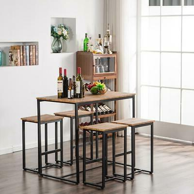 hot 5 piece dining table set 4