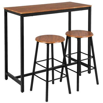 Hot Style Dining Stools Pub Home Breakfast Furniture