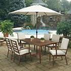 Home Styles Key West 9 Piece Rectangular Outdoor Dining Set