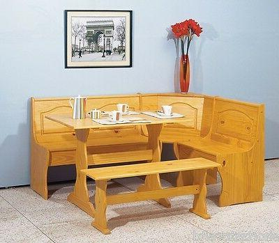 Kitchen Corner Dining Set Table Chair L