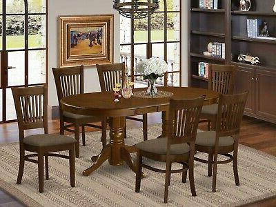 naav7 whi w dining table