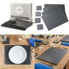 VonShef Natural Slate Placemat and Coaster Dining Table Set