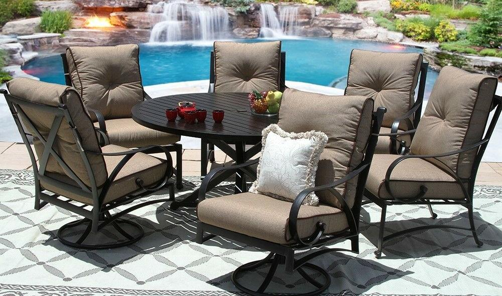 Newport Outdoor Patio Set Inch Round