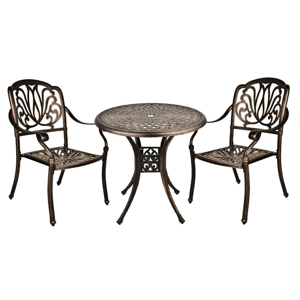 Outdoor All-Weather Aluminum Table