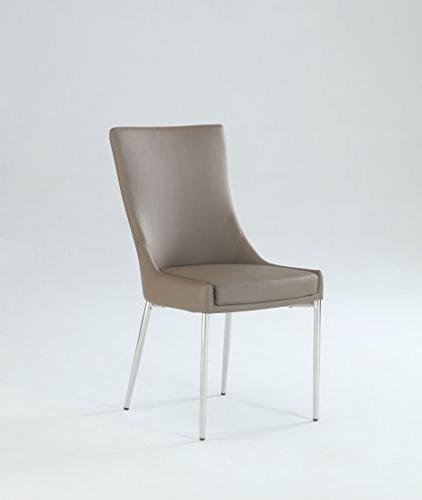 Milan PATIENCE-5 PC Patience Round Dining Side Chairs