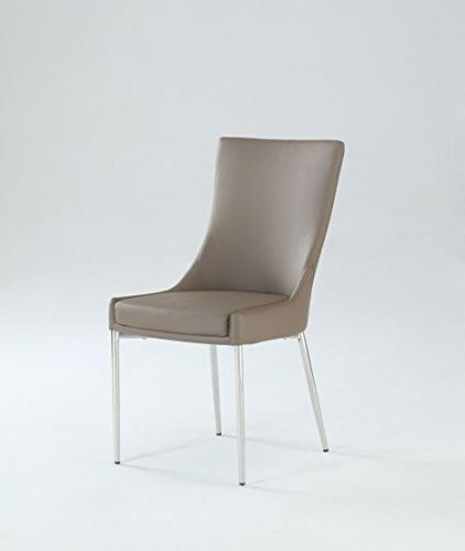 Milan PC Patience Round Dining Set Side Chairs