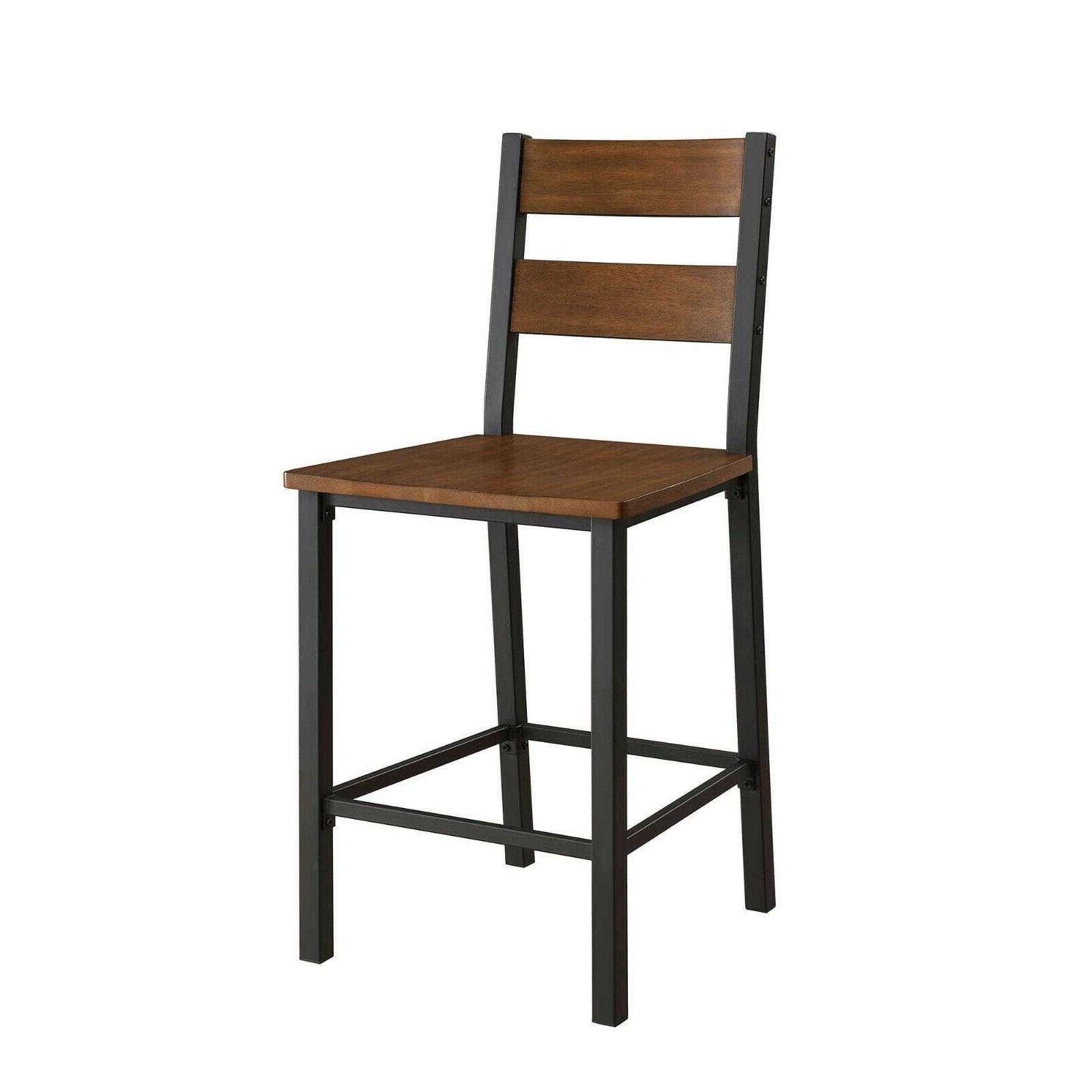 High Top Chair Nook Piece Pub