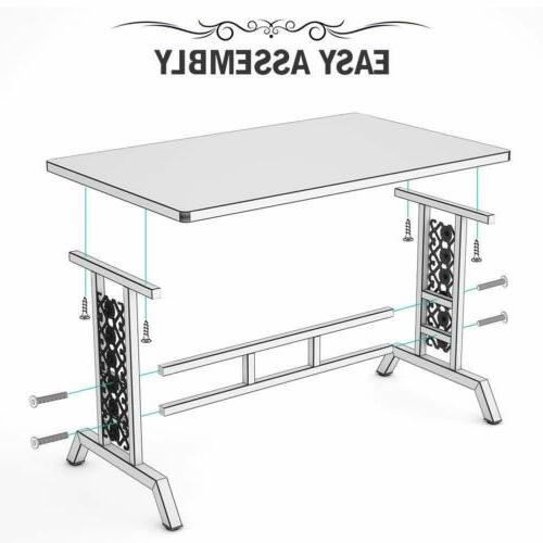 Tribesigns Dining Two Benches, 3 Pieces Dining Table Set