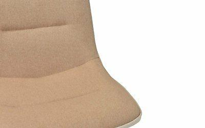 Set of 2 Dining Chairs Cushion Chairs, Legs