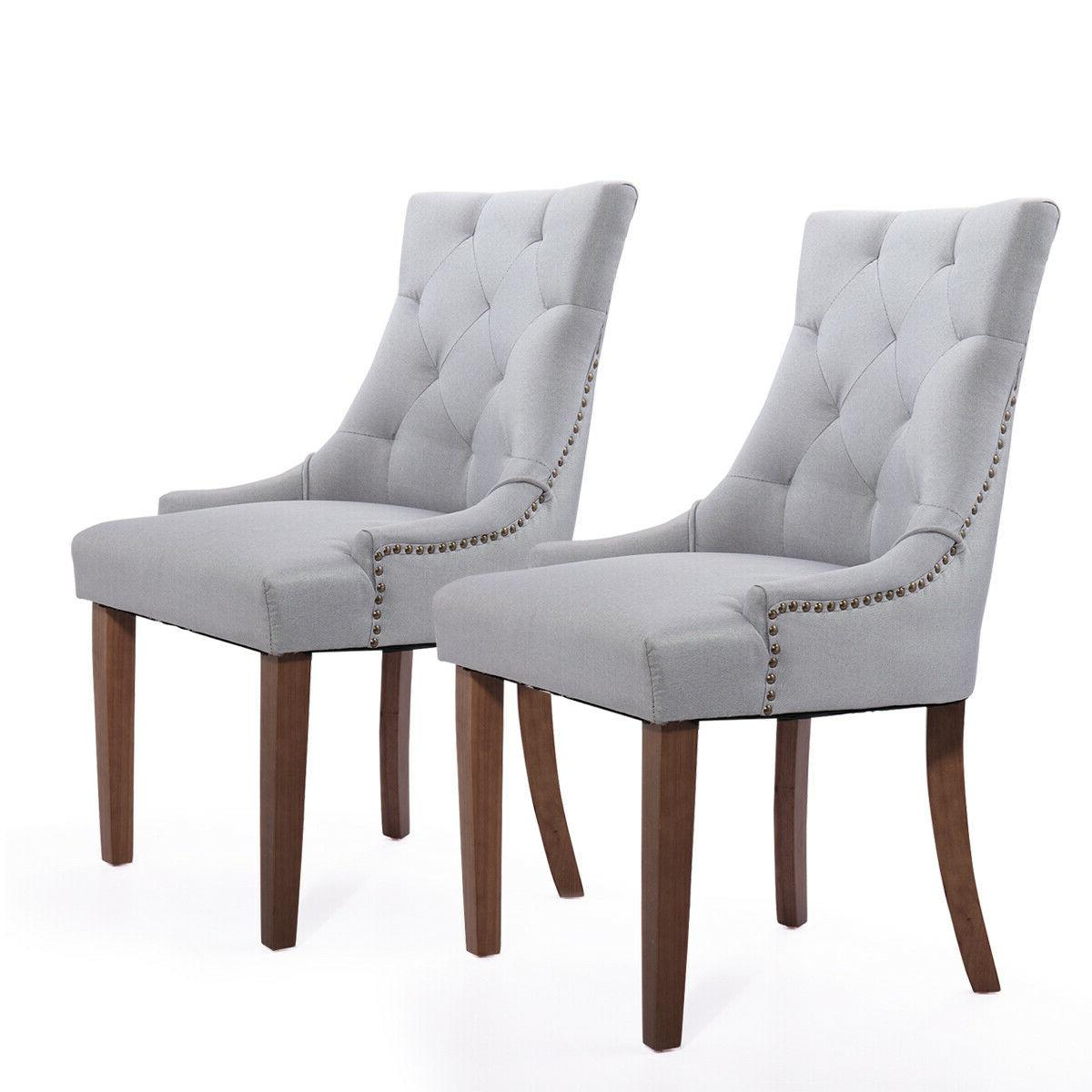 Set of Dining with Rubber Solid Legs