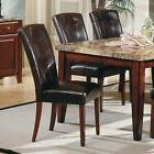 Steve Silver Montibello Parsons Dining Chairs - Set of 2, Br