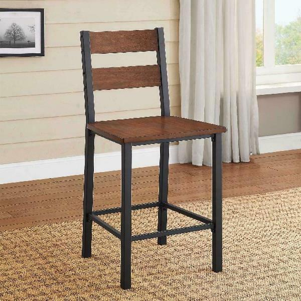 Table Chair Kitchen Dining Furniture Set Counter Gardens