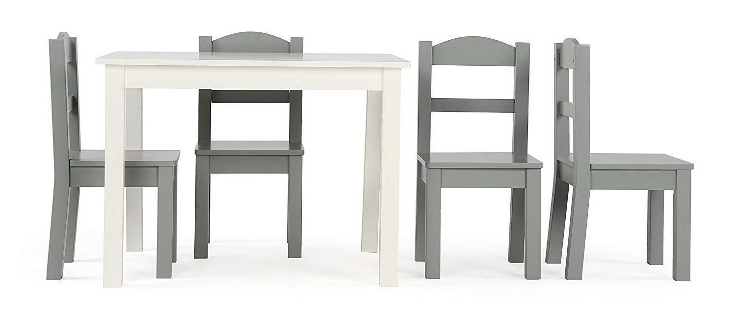 Tot TC534 Springfield Collection & 4 Chair