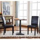 Roundhill Furniture Urban Style Padded Parson Dining Chair -