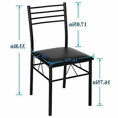 VECELO Table With 4 GIFT