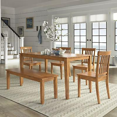 Wilmington II 60-Inch Oak Dining by iNSPIRE Q