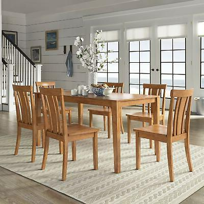 Wilmington 60-Inch Oak Dining by Q