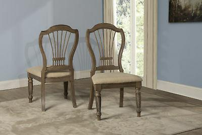 Hillsdale Furniture Wilshire Solid Wood Dining Chair Set of