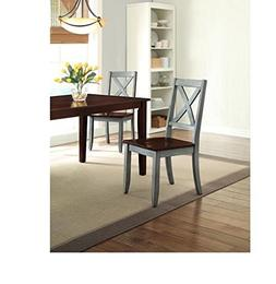 Better Homes and Gardens Maddox Crossing Solid Wood Dining C