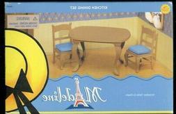 Madeline 8 Inch Doll Kitchen Dining Set Table Chairs Old Hou