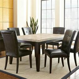 "Steve Silver Company Monarch Dining Table, 42"" x 70"" x 31"""