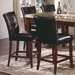 Steve Silver Montibello Counter Parsons Chairs - Set of 2