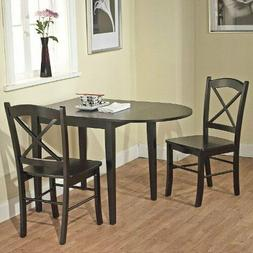 new Target Marketing Systems Tiffany 3 Piece Dining Table Se