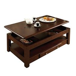 Steve Silver Company NL300CLC Nelson Lift-Top Cocktail Table